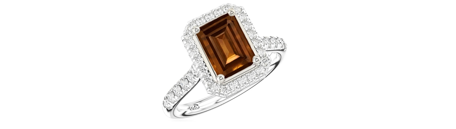 Шоколадный бриллиант